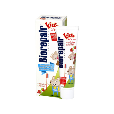 Pasta dozębów dladzieci 0 -6 Biorepair Junior 50 ml