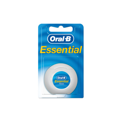 Nić dentystyczna Essential Floss ORAL-B