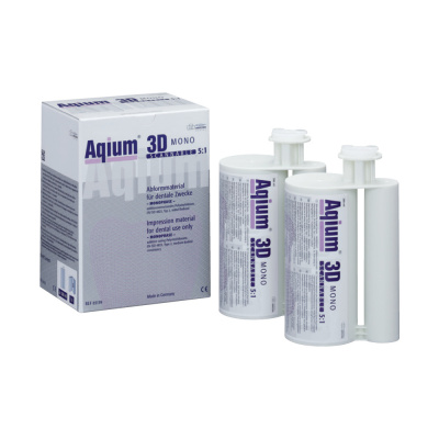 Aqium ® 3D Putty Soft (2 x 380 ml - 5:1) Müller-Omicron