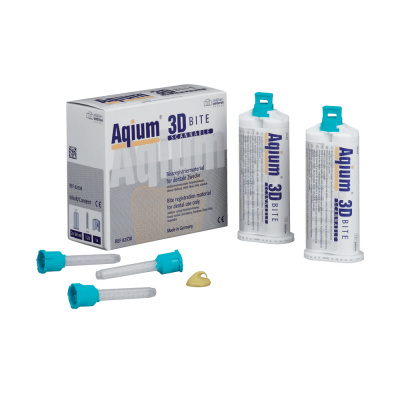 Aqium ® 3D Bite Shore D45 (2 x 50 ml -5:1) Müller-Omicron