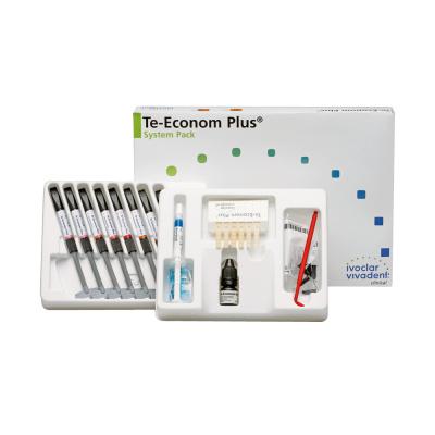 Te-Econom Plus System Pack 8 × 4 g + Te-Econom Bond 5 g