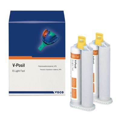 V-Posil X-Light Fast 2×50 ml Voco