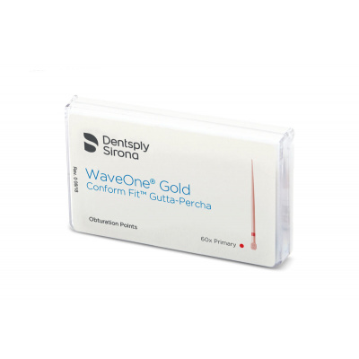 Gutaperka Wave One Gold Fit 60 szt. Dentsply Sirona