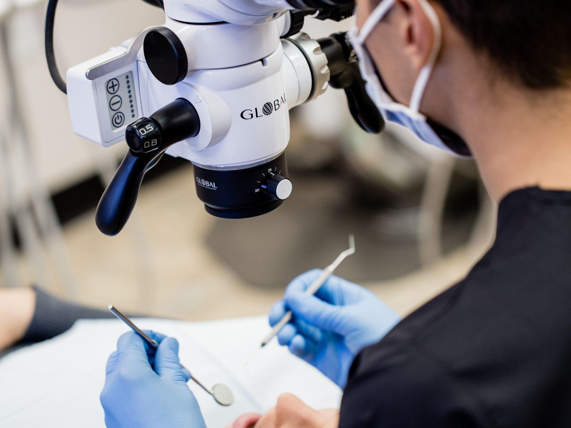 Podstawowe procedury endodontyczne wgabinecie stomatologicznym.